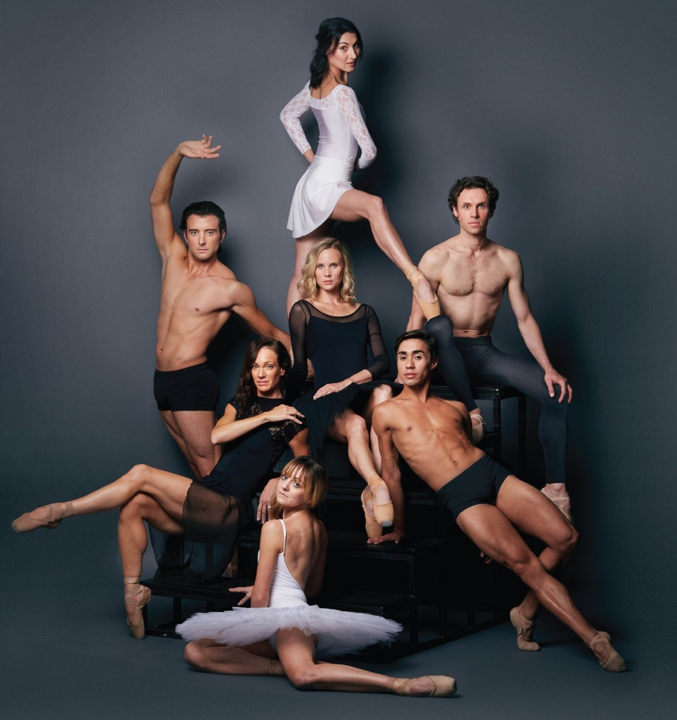 WA Ballet principal and soloist dancers.