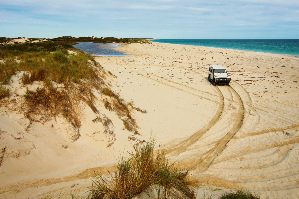 Fines to be issued to people caught driving on City of Wanneroo beaches