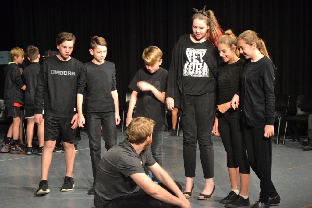 Difficult subject of bullying candidly explored at Ellenbrook Secondary College