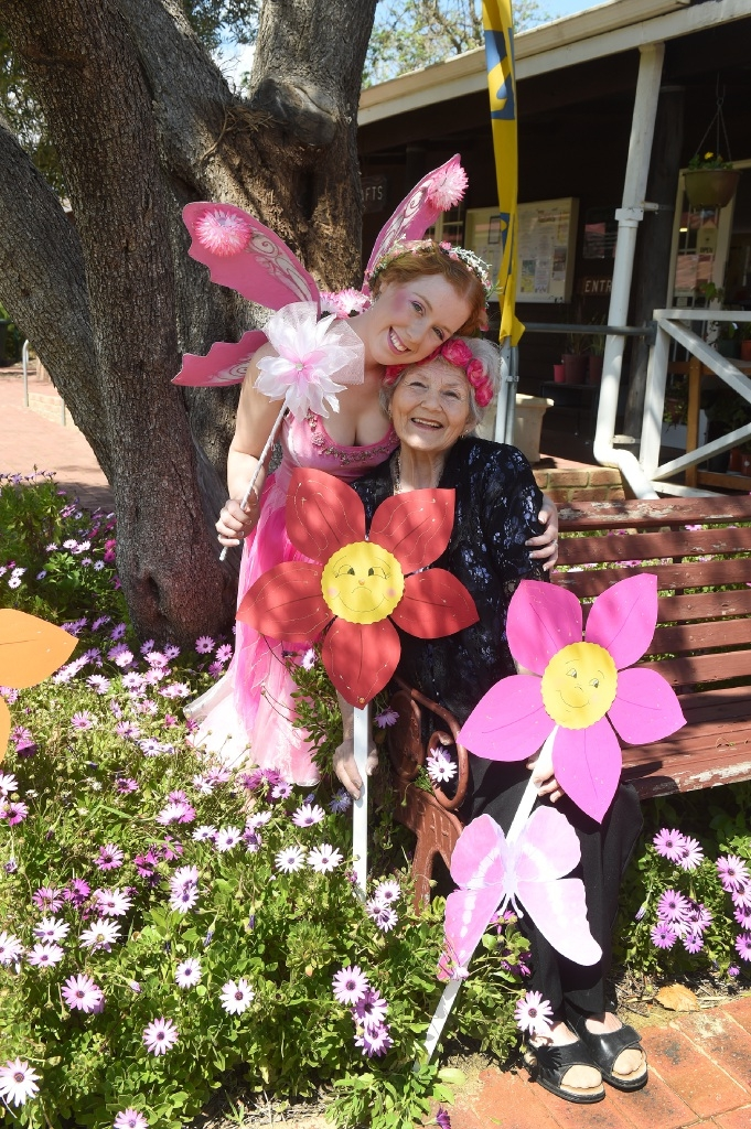 Following the fairies to the Pinjarra Garden Day at Edenvale