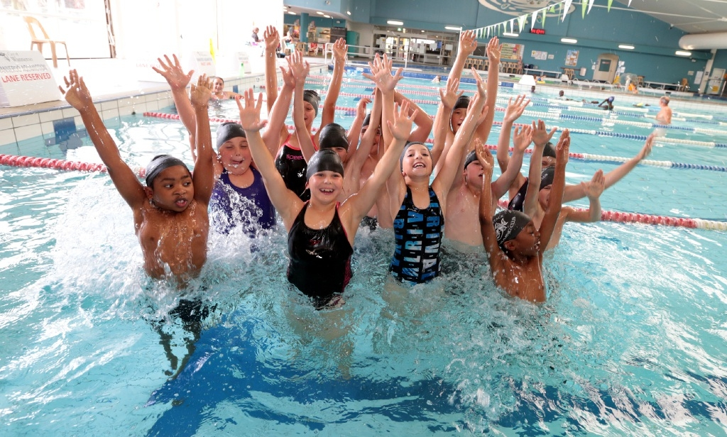 Aqua Attack swimmers have achieved much in competition and in technical improvements. Picture: Martin Kennealey        www.communitypix.com.au   d444353