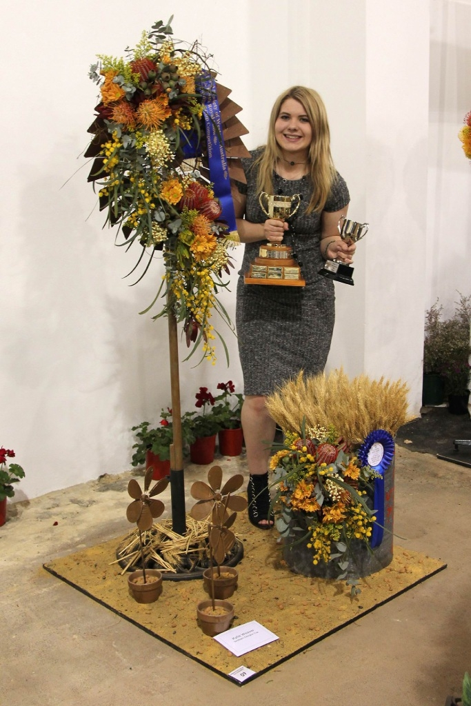 Melville locals show how it's done at Royal Show