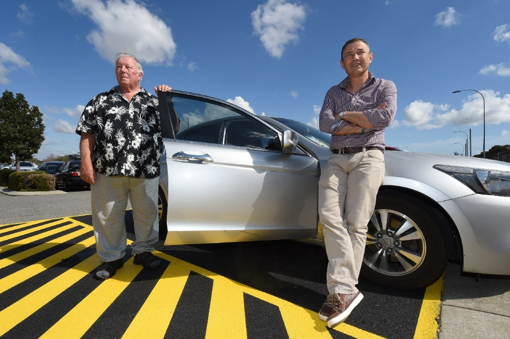 Wellard Train station disability parking bays reinstated after backlash
