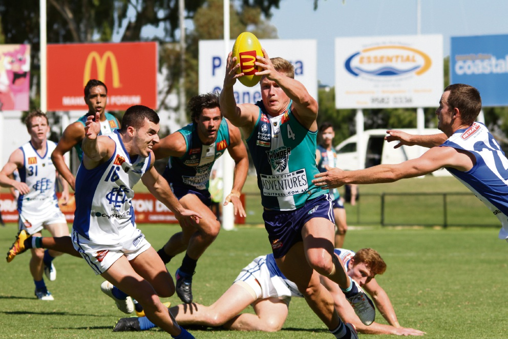 WAFL: Thunder flags intentions early says coach Shepherd