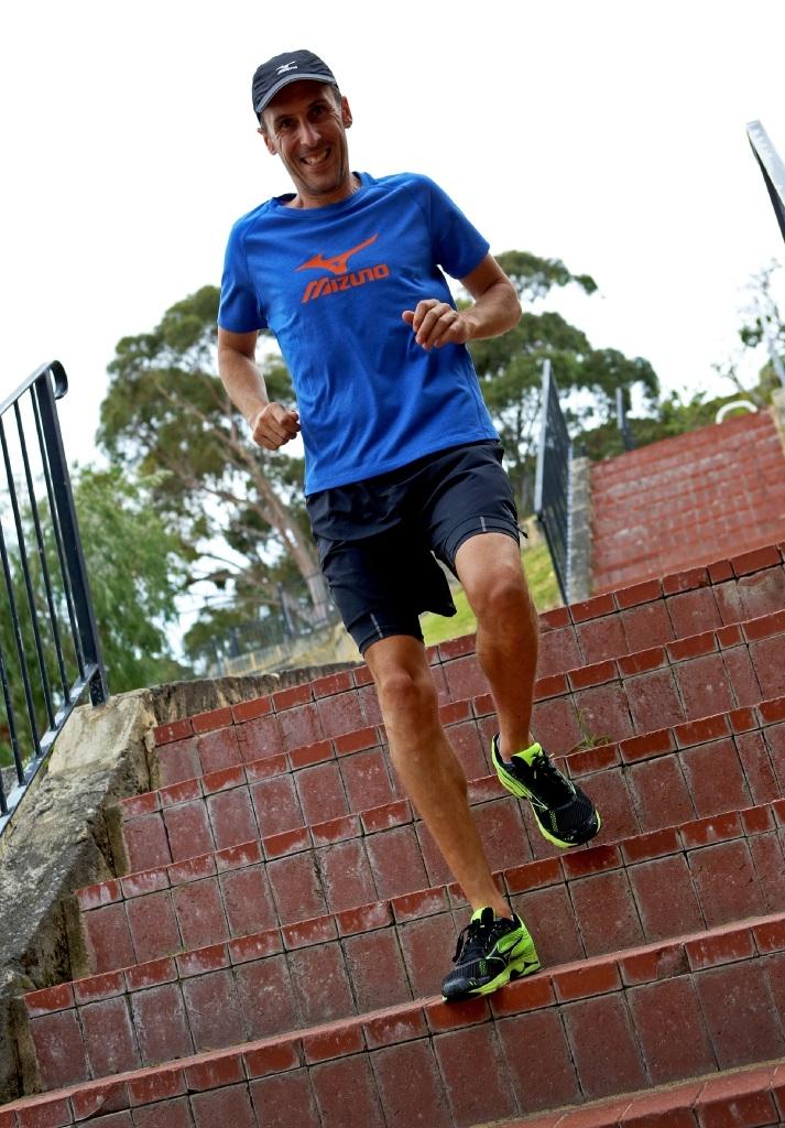 Stroke survivor keen to help: Stride for Stroke