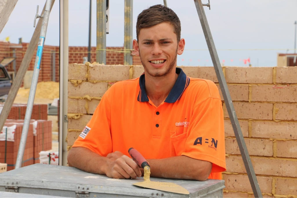 Conrad Yeeles won gold at the WorldSkills competition.