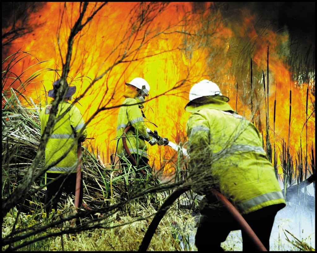 DFES turn up heat on residents to prepare