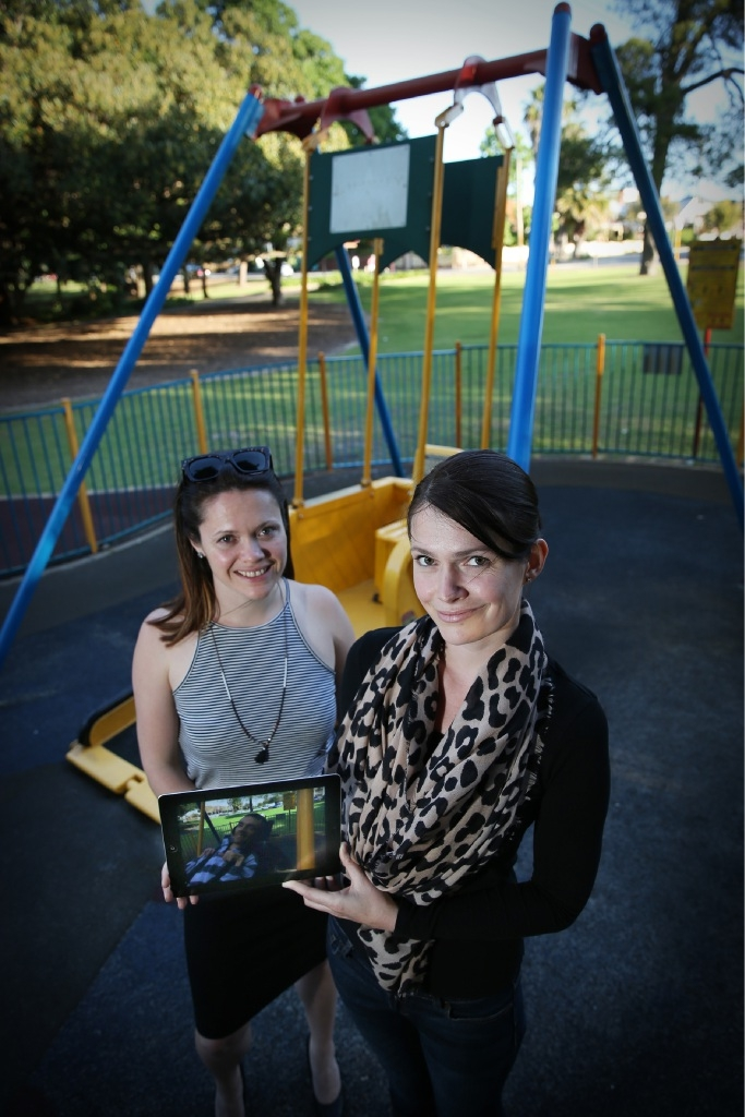 Sisters get into swing  for Ability Centre: Coolbinia