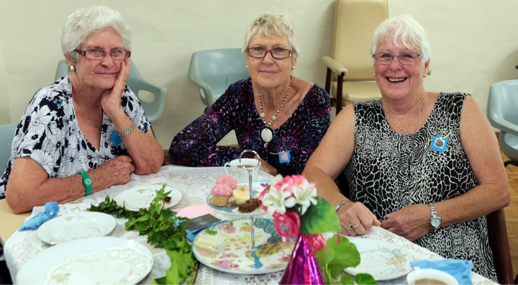 High tea for fashionistas in Two Rocks