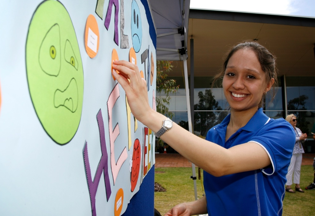 Taking the pressure off: Mental Health Week at ECU