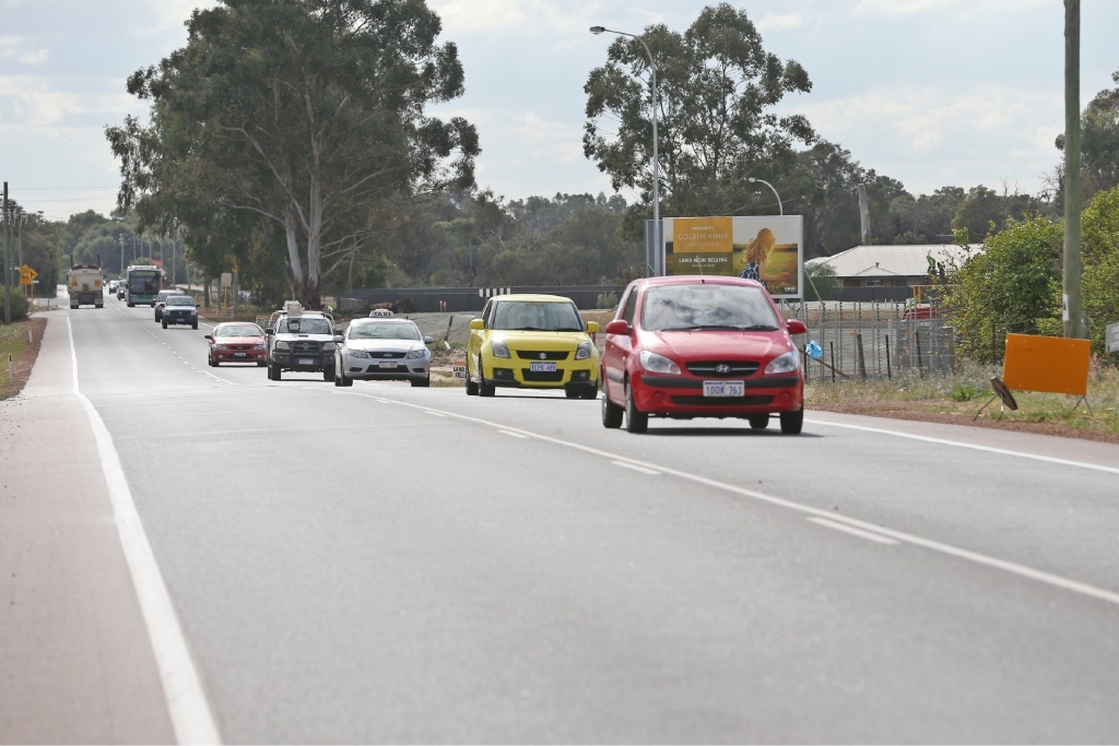 The four-lane upgrade of Lord Street cannot go ahead until the State Government commits to funding.