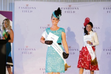 Fearless confidence needed for fashions on the field