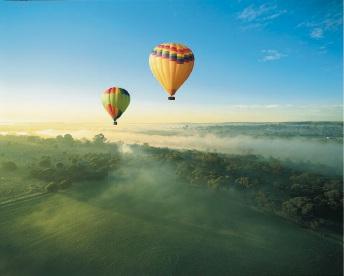 Avon Valley set to blaze in colour after State secures 2017 National Ballooning Championships