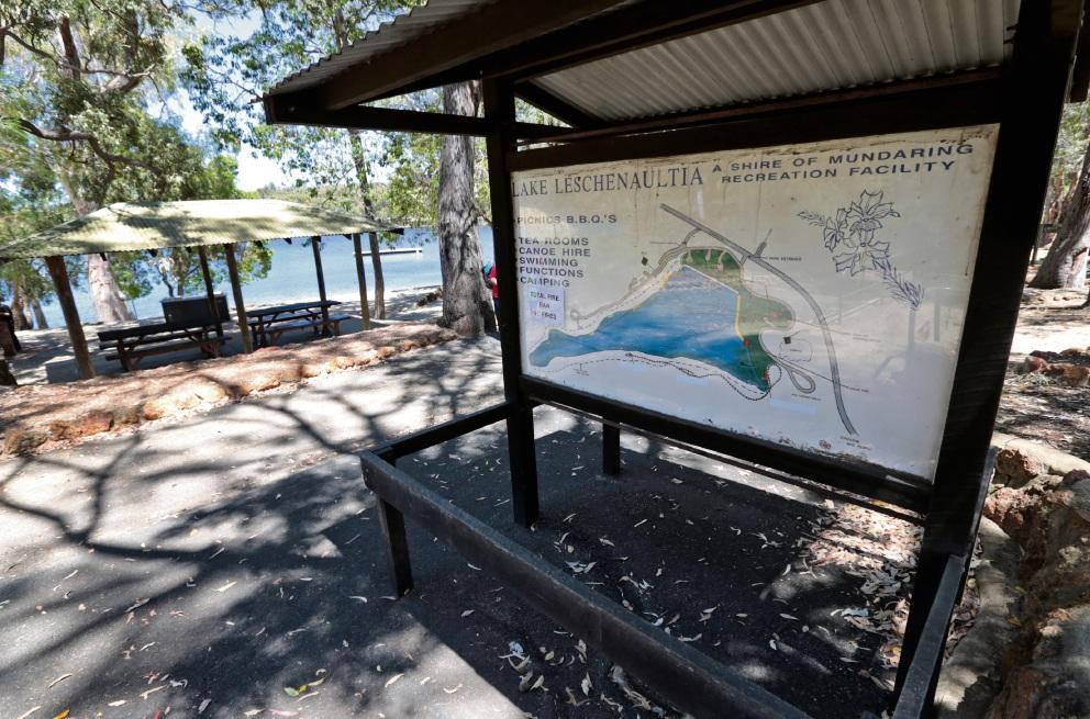 Man drowns at Lake Leschenaultia