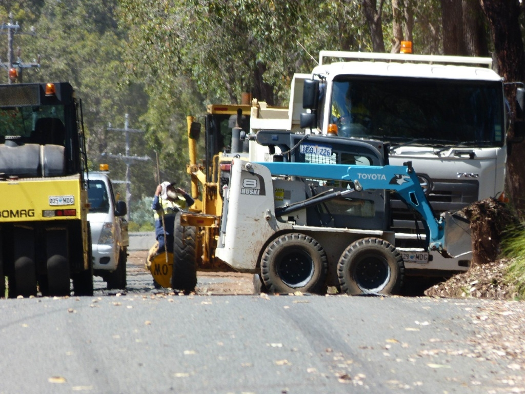 Attempt to delay Lacey Road works fails