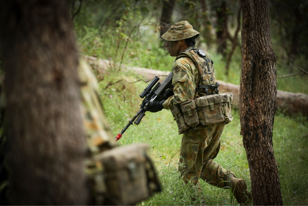 Reservists ready for deployment to Singapore and Malaysia