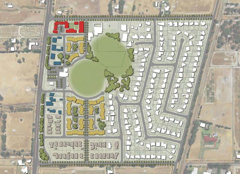 The draft Swan Valley Development Plan identifies Herne Hill as the area's central town site.