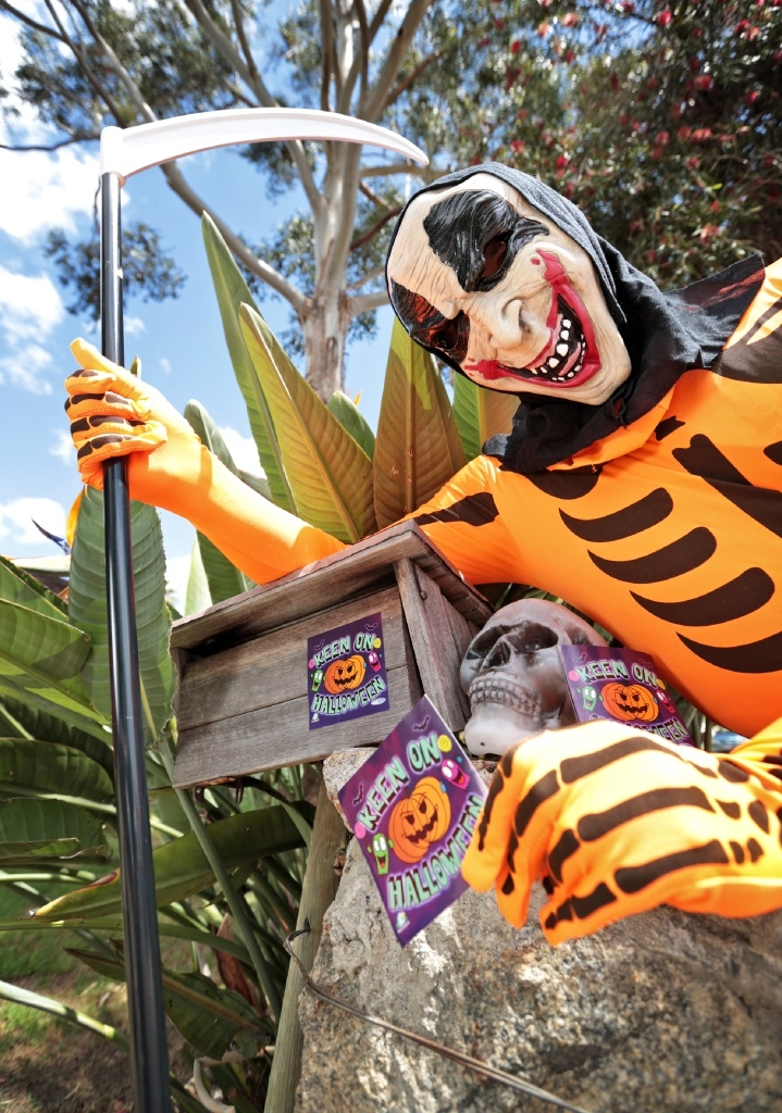 Town of Bassendean scares up a good time for Halloween