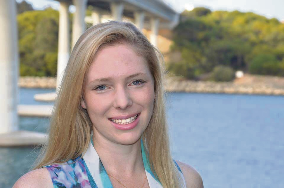 Tahlia Jones is Mandurah's newest councillor.