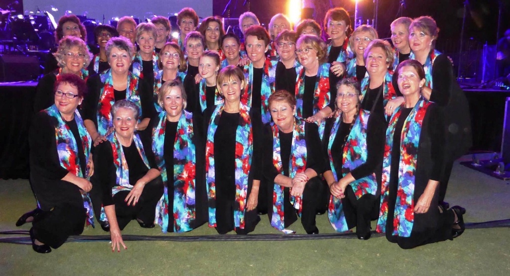 Local choirs united through song for World SInging Day