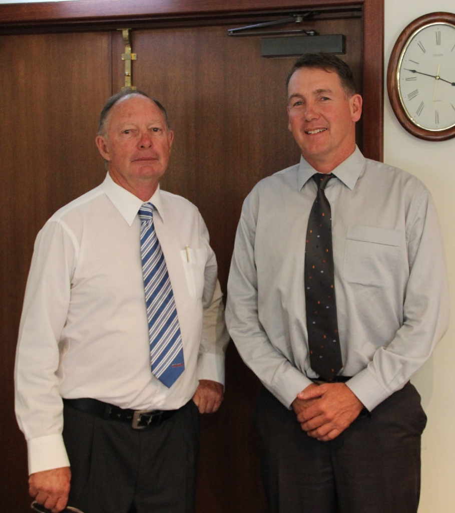 New faces on Gingin council sworn in