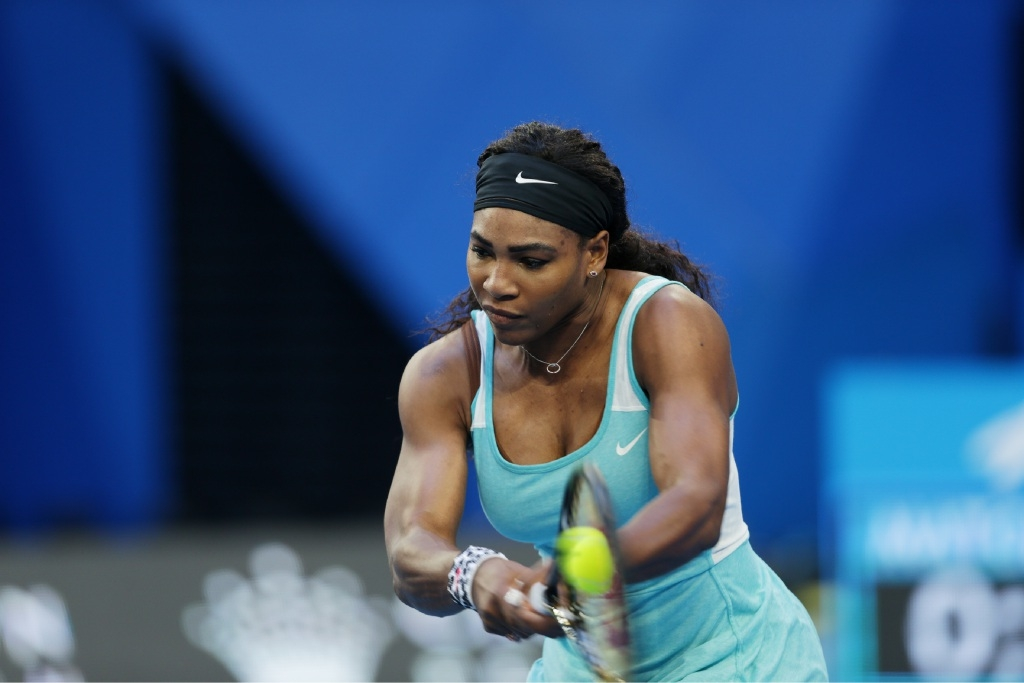World No. 1 Serena Williams returns for the 2016 Hopman Cup.