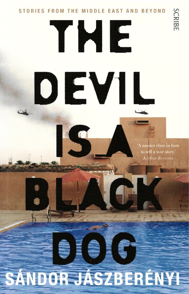 War real in stories: The Devil is a Black Dog