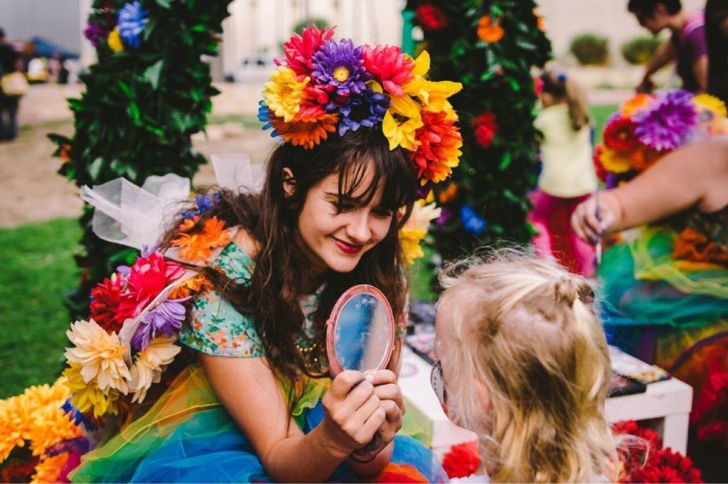 Little feet flock to Joondalup festival