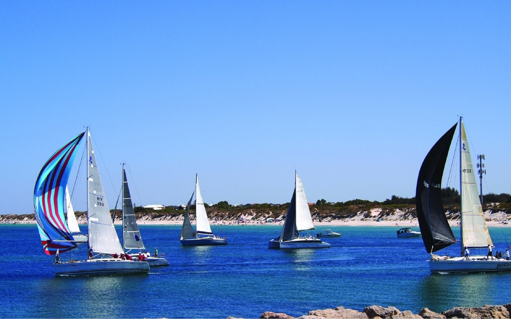 Discover Sailing Day will be held November 1.