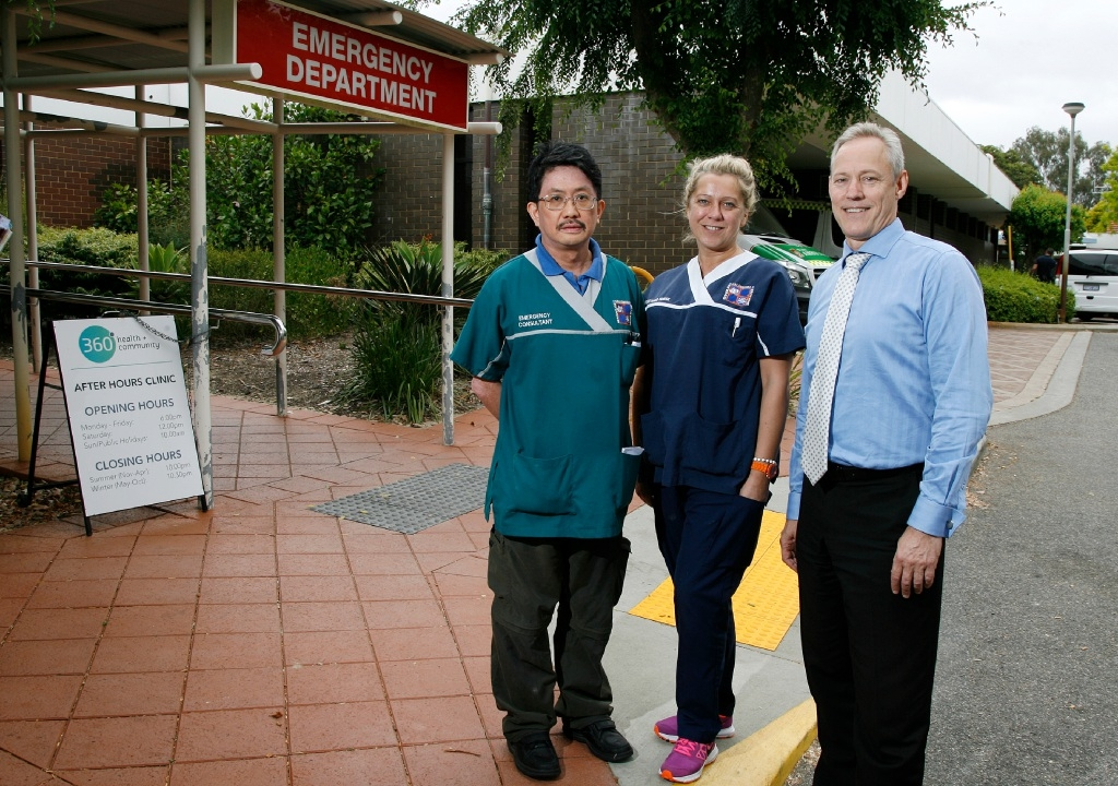 End of era as Swan District Hospital shuts doors