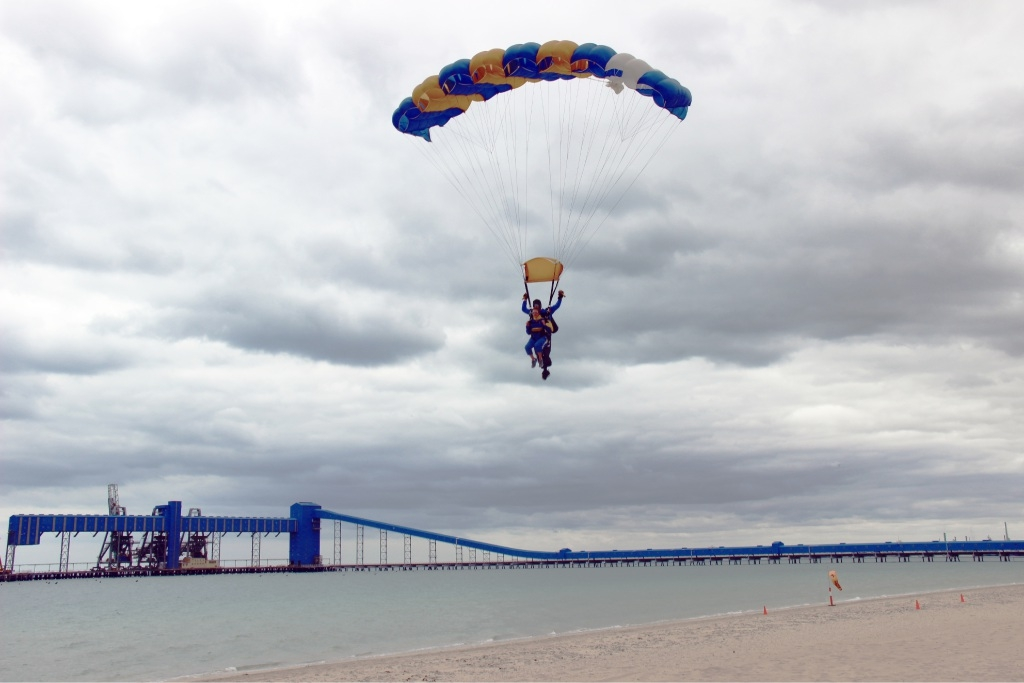 Jess takes a Jump for Jane to fight cancer