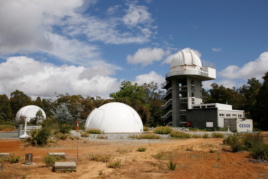 Clearer skies ahead for Perth Observatory