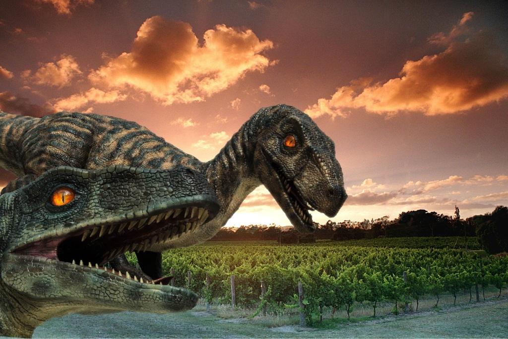 Swan Valley dinosaurs kept at bay