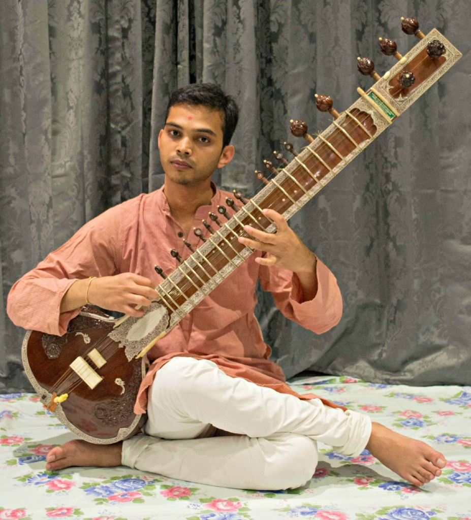 Vasant Patel will serenade guests at the fundraising Bollywood soiree.