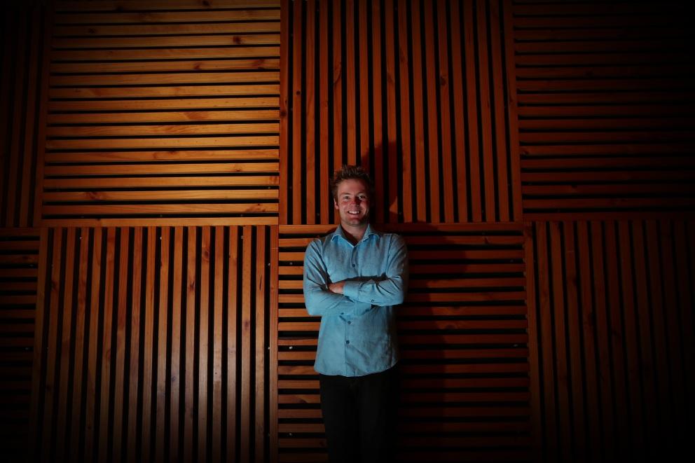 Matt Dixon. Picture: Andrew Ritchie d445618