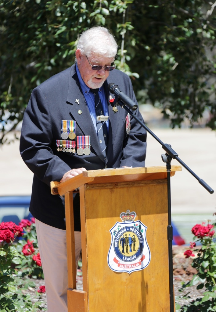 Our war fallen well remembered in Kalamunda: Remembrance Day
