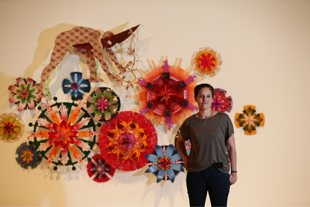 Voices heard in artworks at Art Gallery of WA