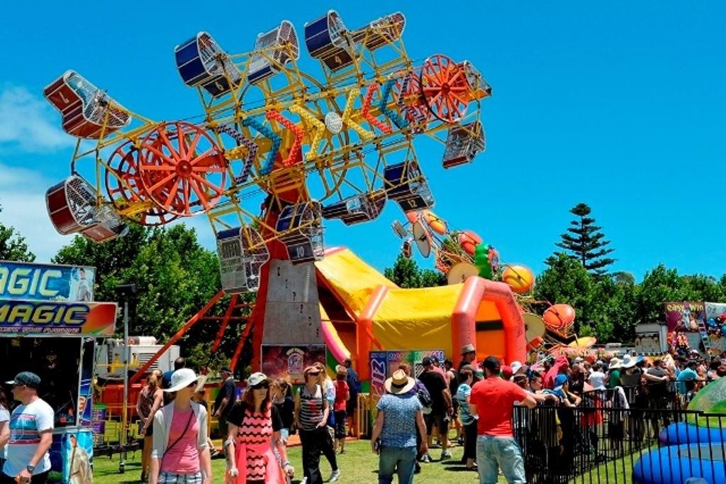 There will be plenty of fun on offer, along with interesting displays, at the Rockingham community fair this weekend.