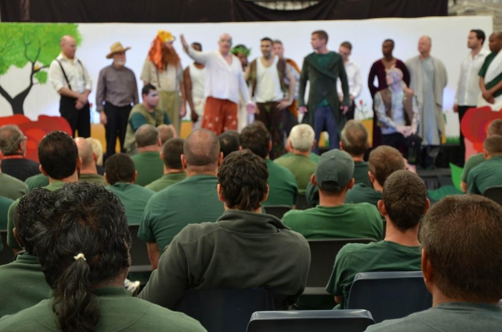 Prison Shakespeare captivates Wooroloo inmates
