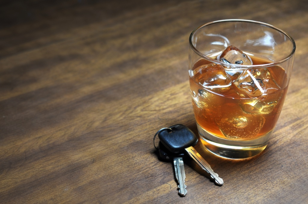A man was charged with drink driving as he was leaving a police station. Picture: file image