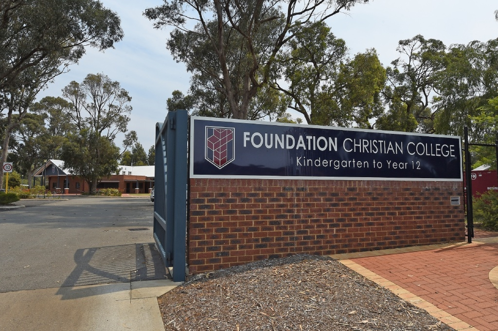 Government grant for Foundation Christian School