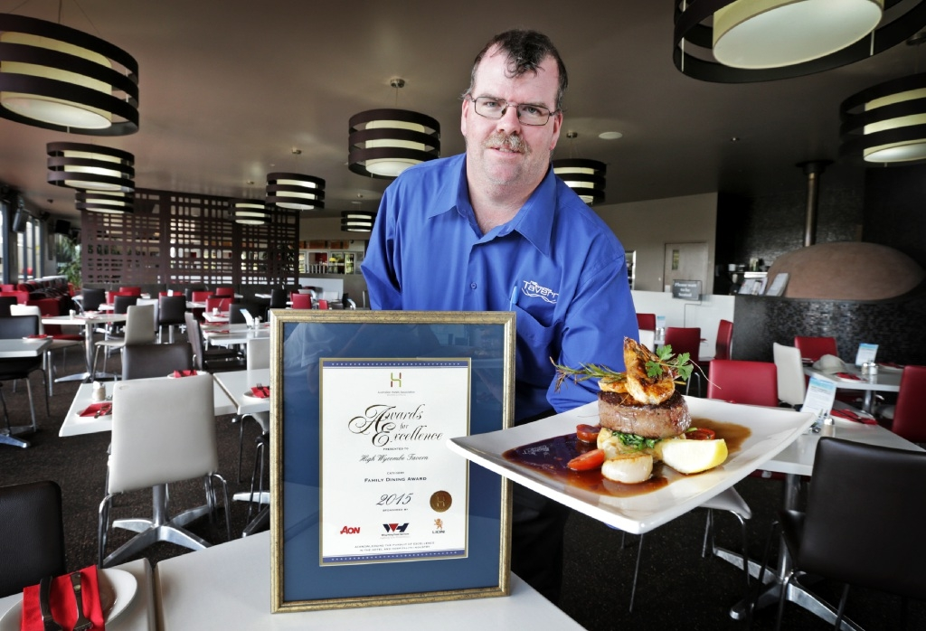 High Wycombe Tavern on a high after award