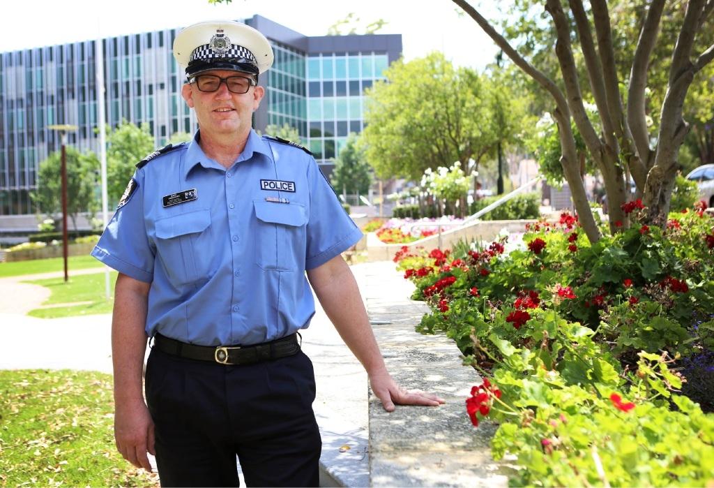 Sen Sgt Mark Tobiassen.