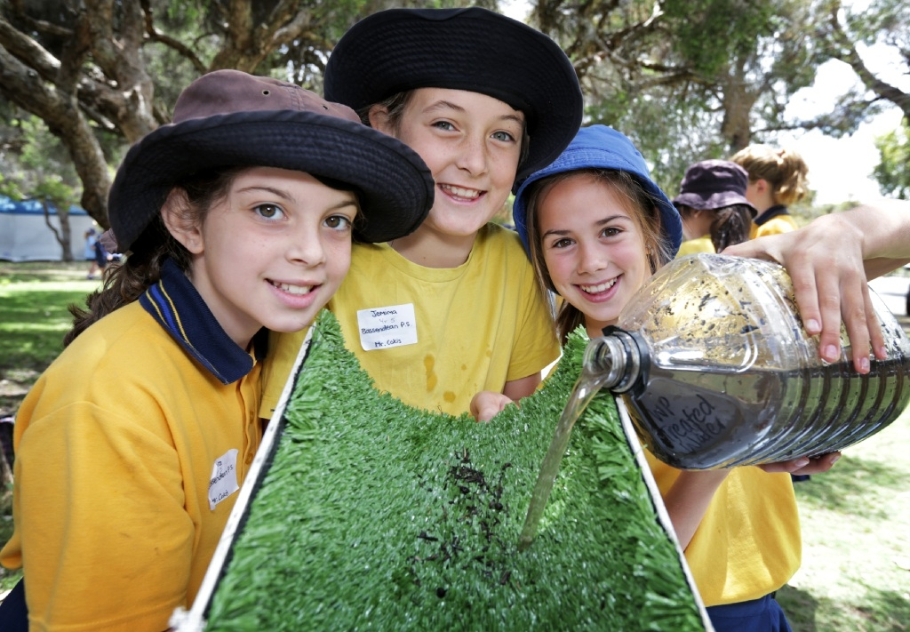 Children's Gnangara Groundwater festival teaches kids to conserve water
