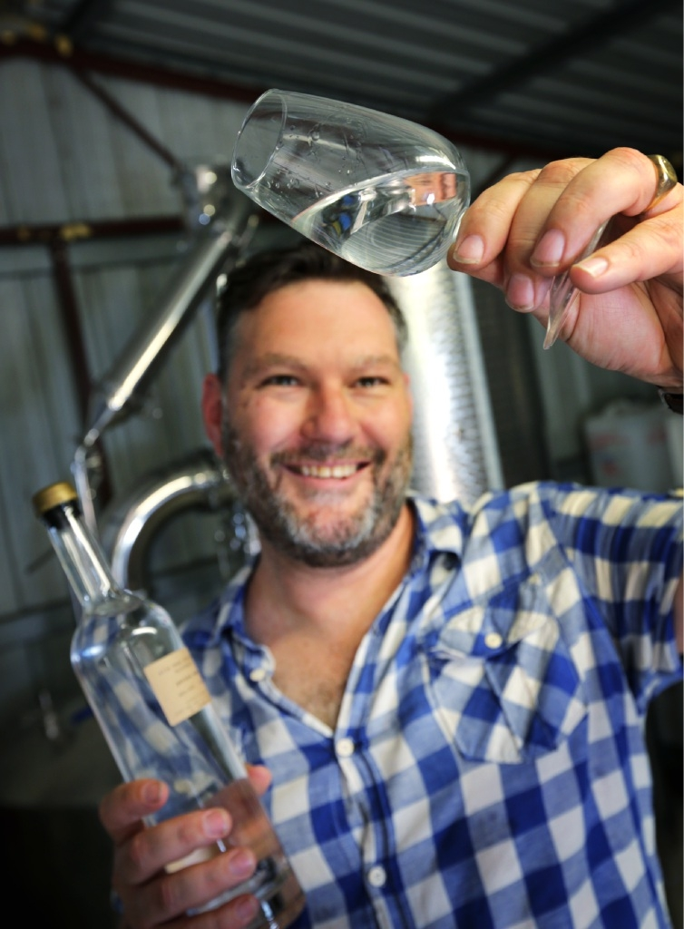 Wild Swan Distillery CEO and distiller James Young has won gold, silver and bronze awards at the Hong Kong Wine and Spirit Awards.        d446908
