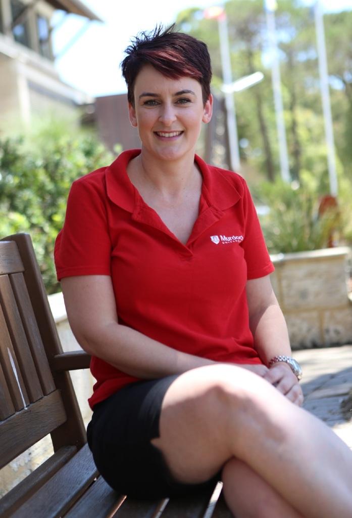 Murdoch University student Ruth Noble. Picture: Matt Jelonek www.communitypix.com.au   d447175