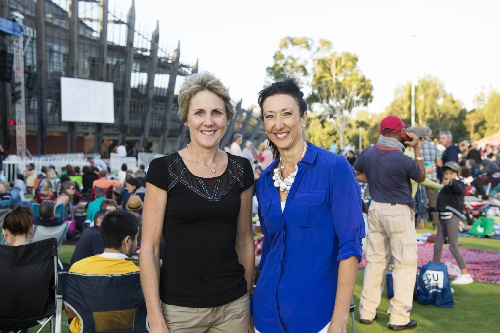 Free concert Music Under the Stars in Joondalup