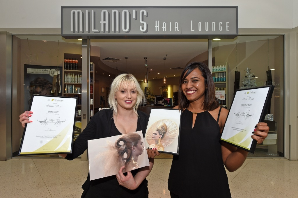 Long way to top for Spearwood Hairdressing Apprentices