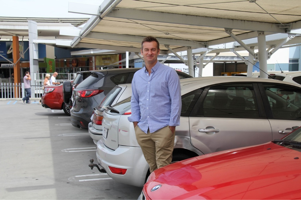 RAC WA insurance claims general manager Andrew O'Hara.