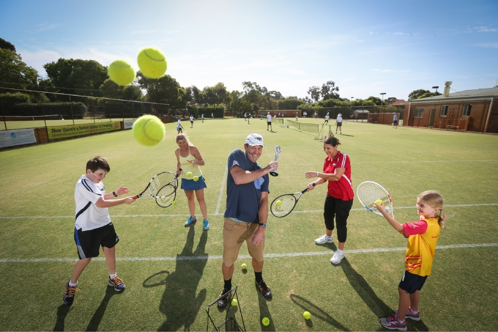 Alexander Park Tennis Club aces national title